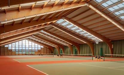 indoor tennis courts hampshire court hotel